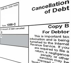 Short sale can lead to taxes on debt forgiveness income.